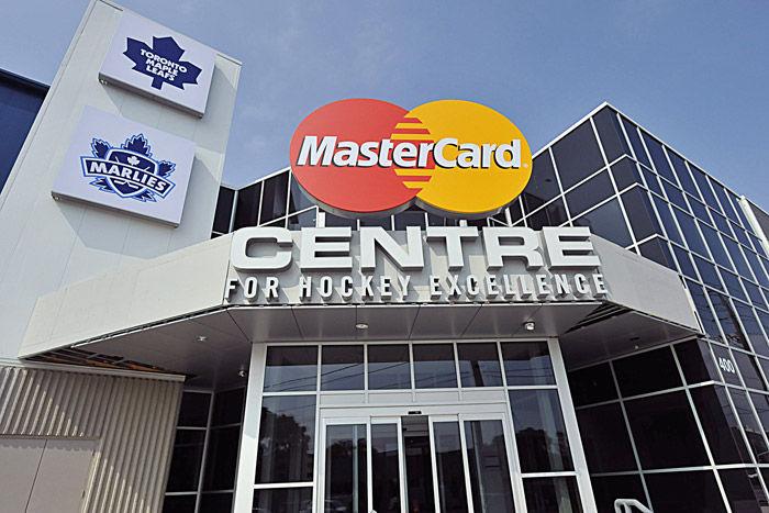 Mastercard Centre