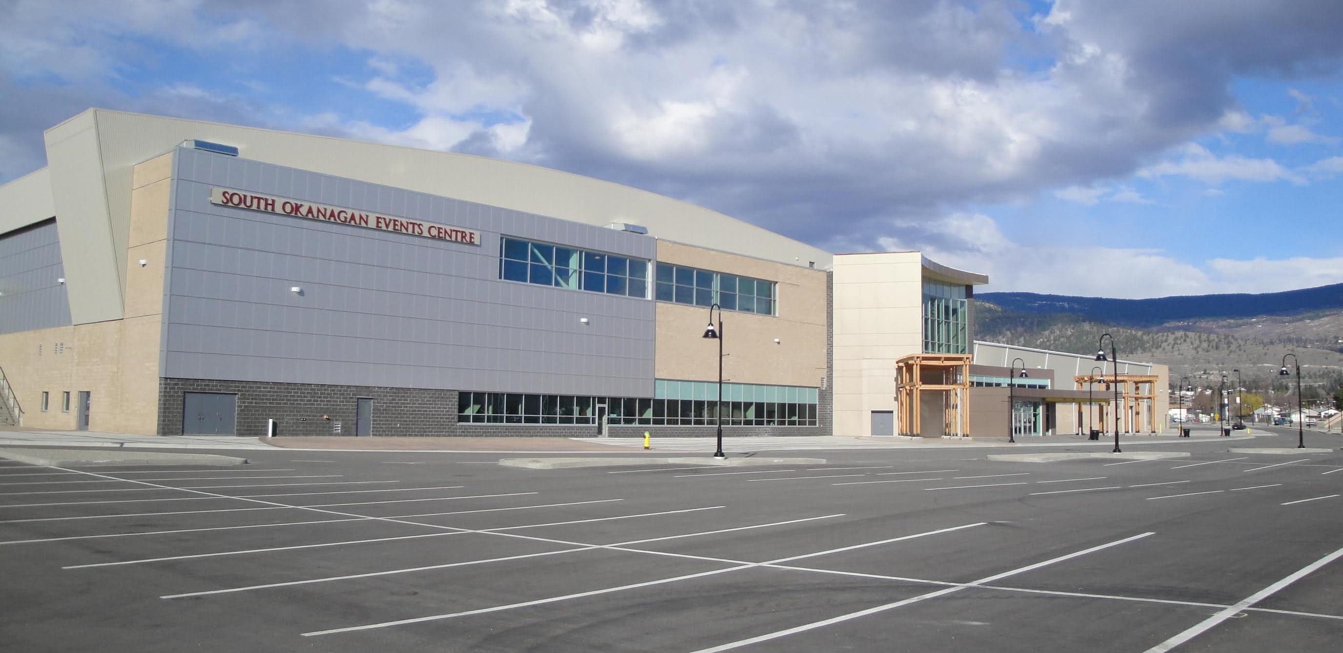 Okanagan Events Center